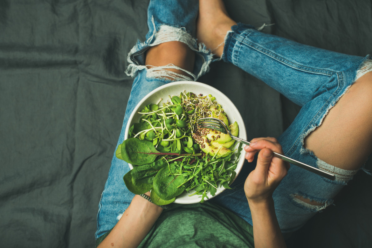 More Evidence Supports the Health Benefits of a Plant-Based Diet