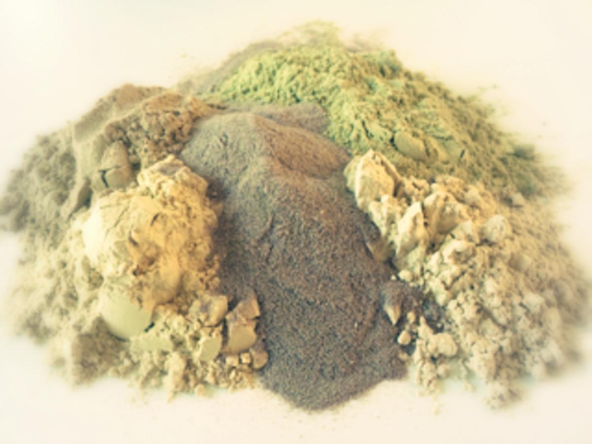 Protein Powder Mountain