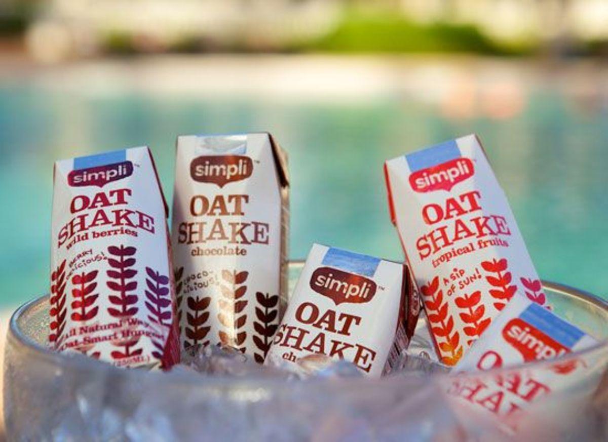 Simpli oat shakes