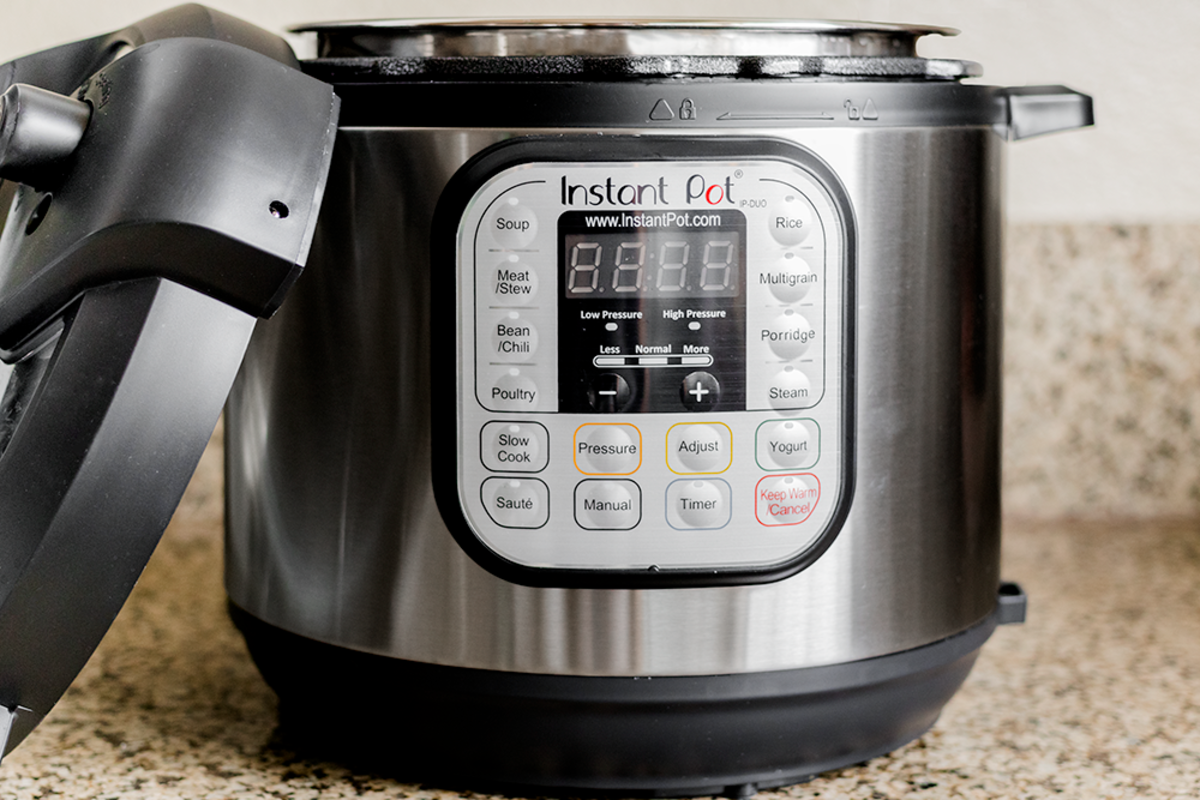Instant Pot Pressure Cooker Review