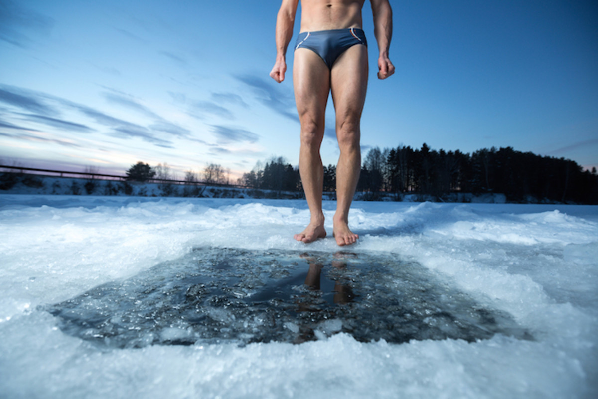 Cryotherapy: Lose Weight, Look Younger, and Sleep Better with this Glorified Ice Bath