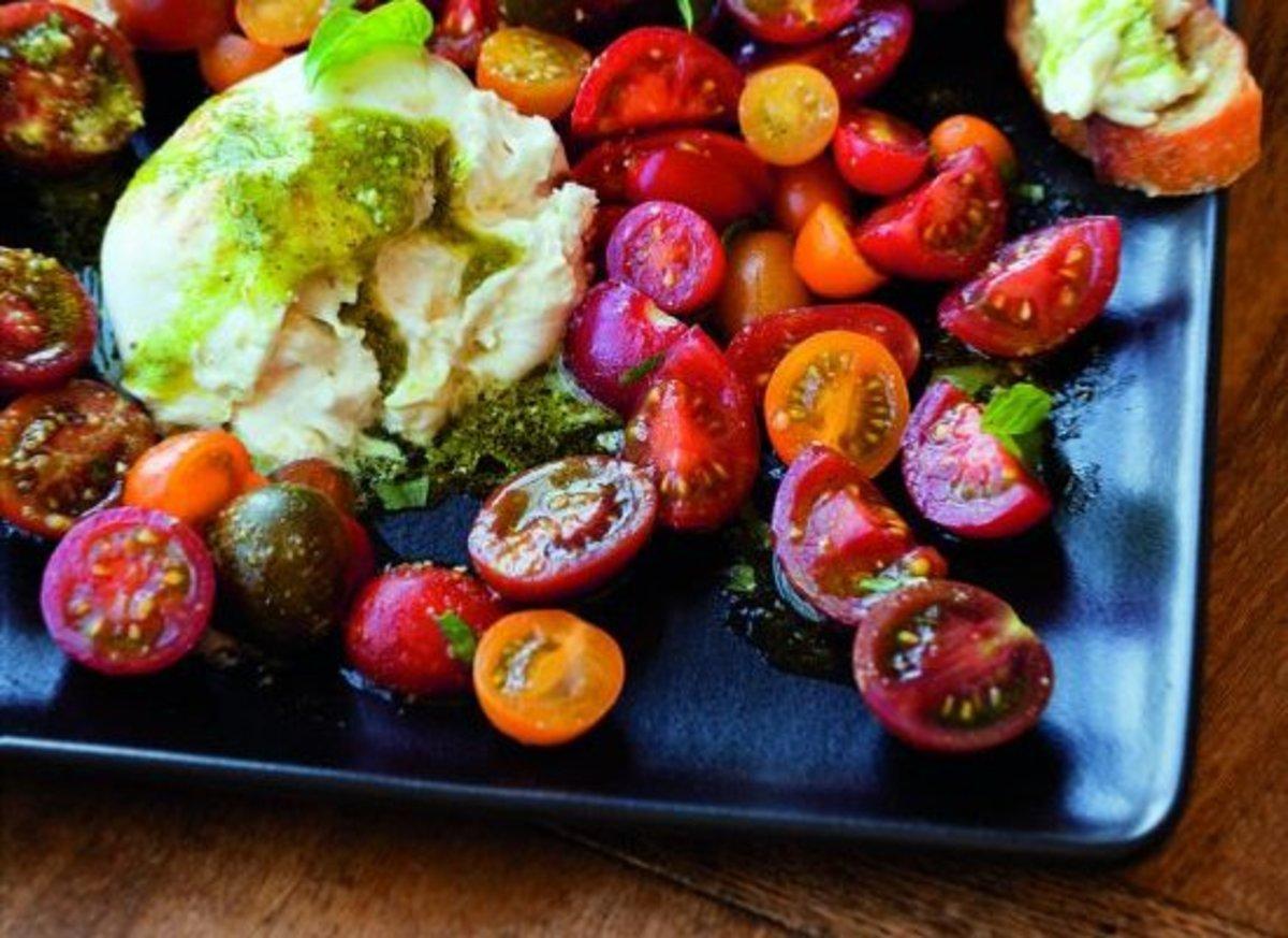 burrata-salad