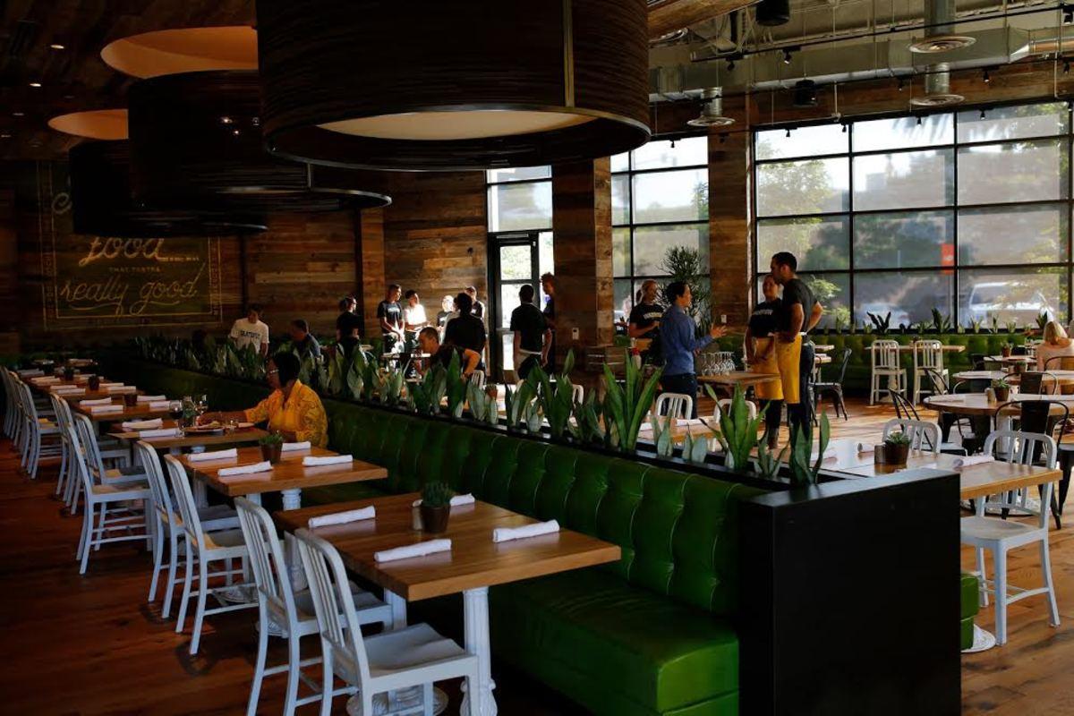 Best restaurants for food allergies