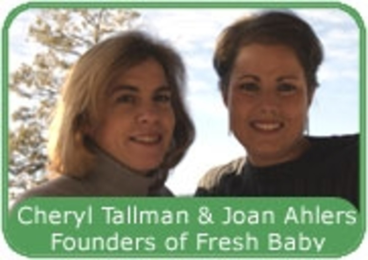 Founders of Fresh Baby