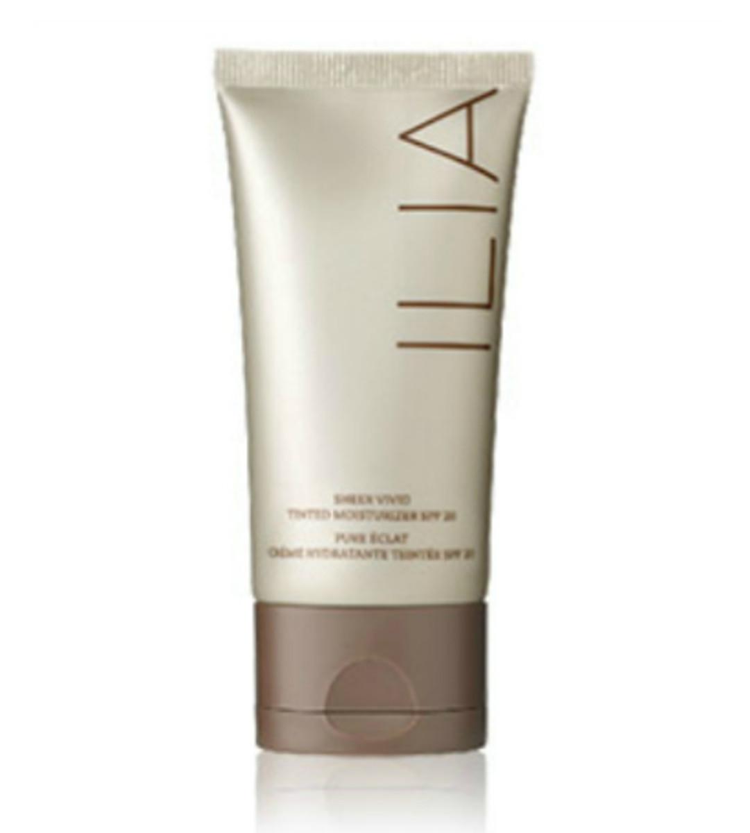 Natural Sunscreen Ilia Beauty