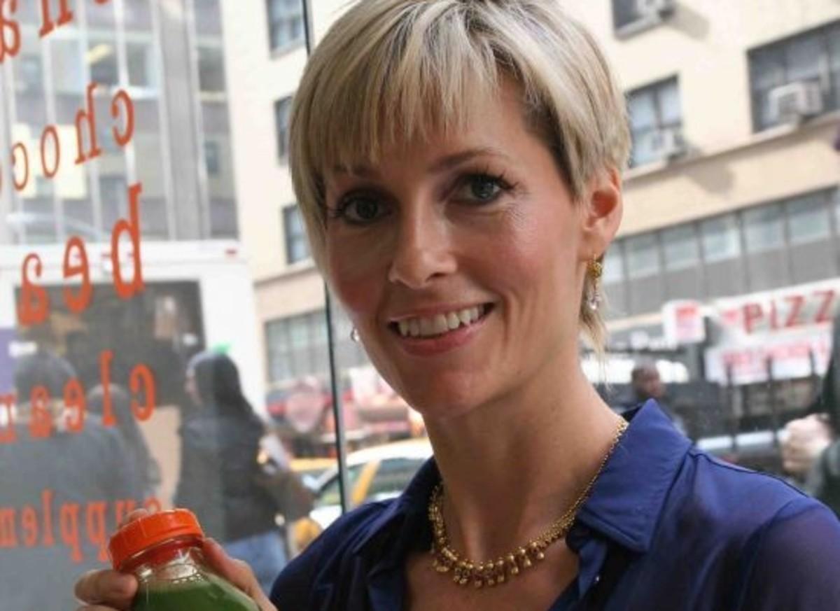 Organic Avenue's Denise Mari