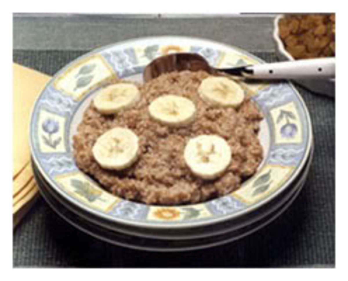 B/B 3b Cracked Wheat Cereal