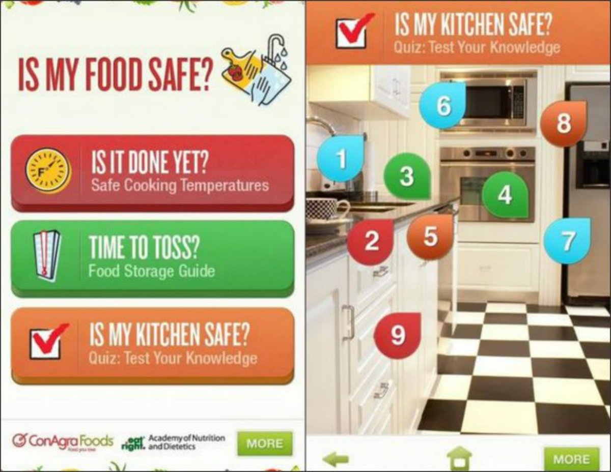 Cool Kitchen Gadgets IsMyFoodSafe Collage