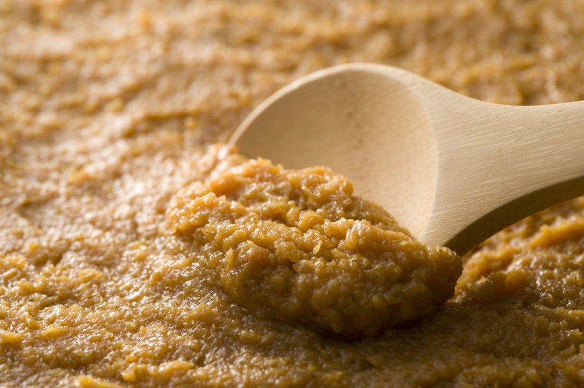 koji is a main ingredient in miso paste