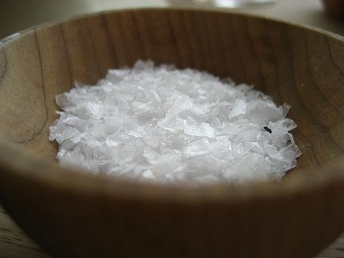 Types of Salt