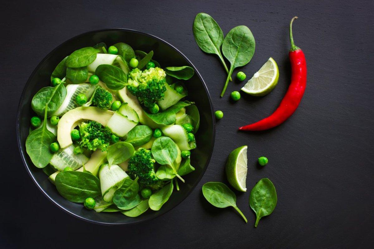 4 Bright, Fresh Vegan Salad Recipes for Meatless Monday