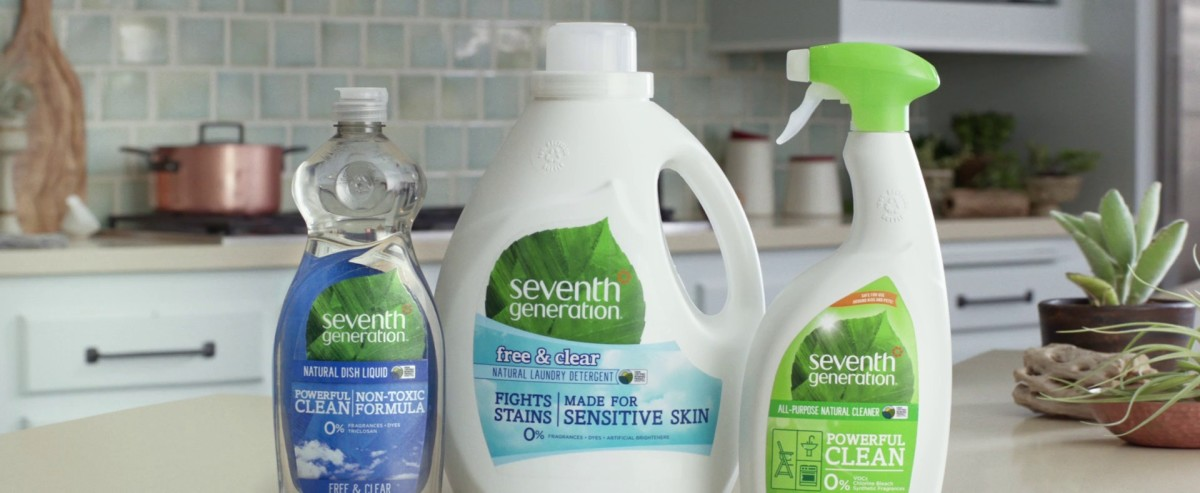 Unilever Cleans Up with $700 Million Seventh Generation Purchase
