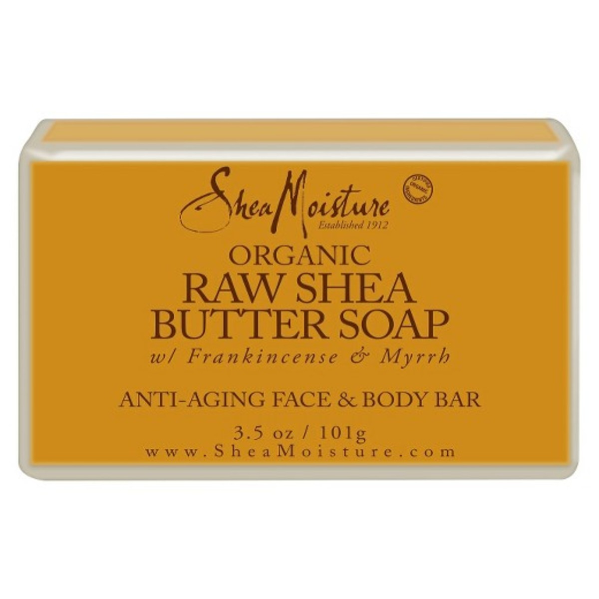 SheaMoisture Raw Shea Butter Face & Body Bar