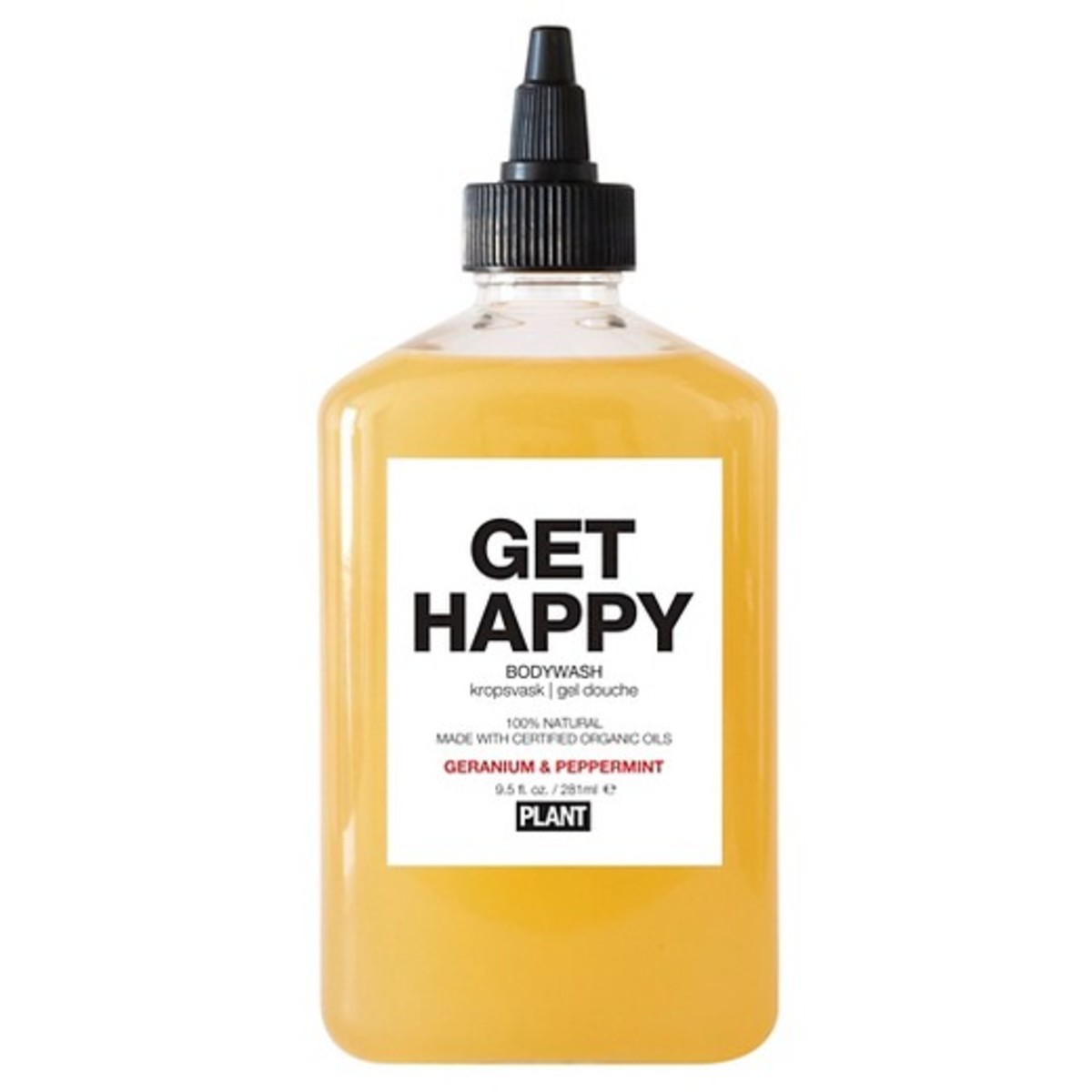 Plant Apothecary GET HAPPY Body Wash