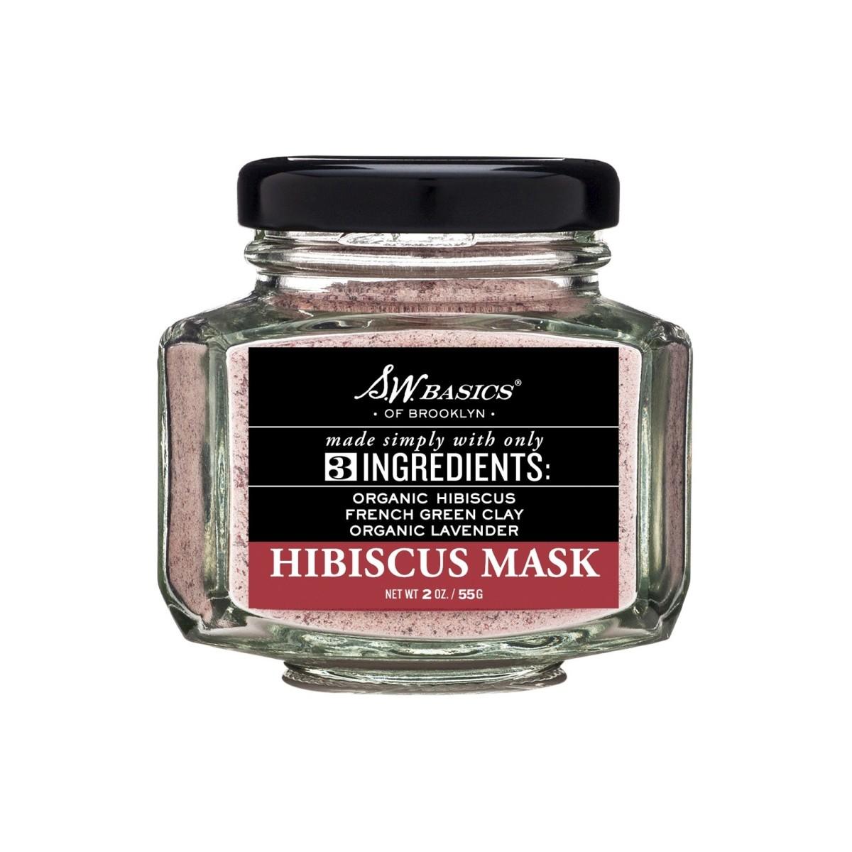SW Basics® Hibiscus Mask