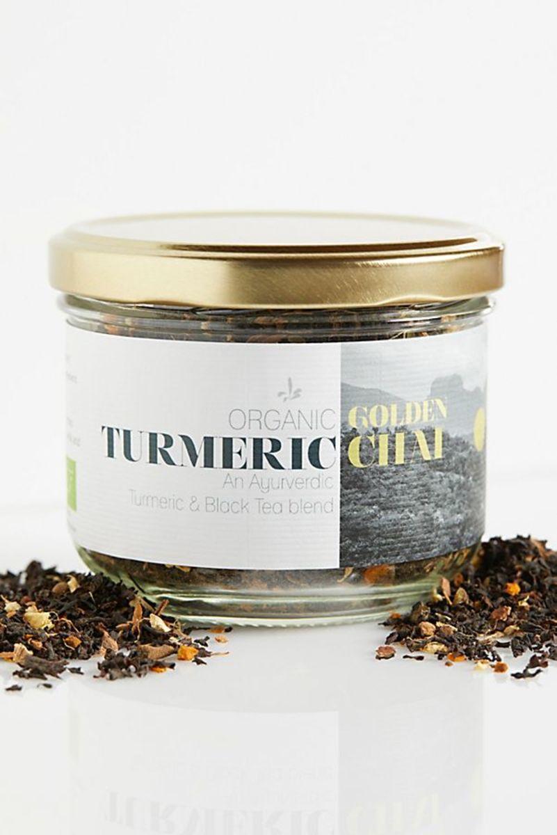 Wunder Workshop Golden Turmeric Chai