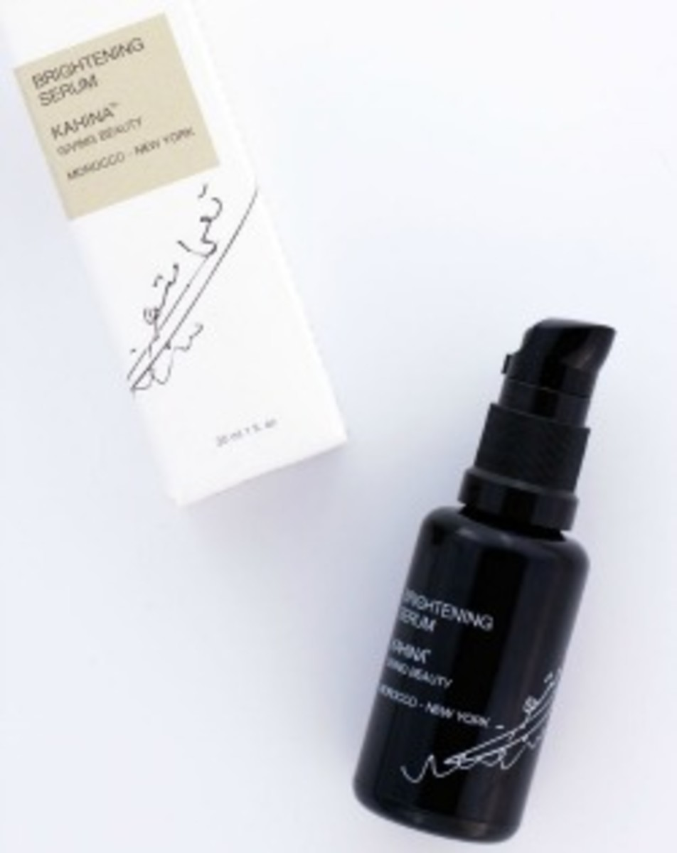 Best Summer Skin Care Kahina Giving Beauty Brightening Serum