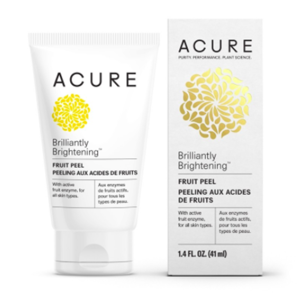 Acure Brilliantly Brightening Mask