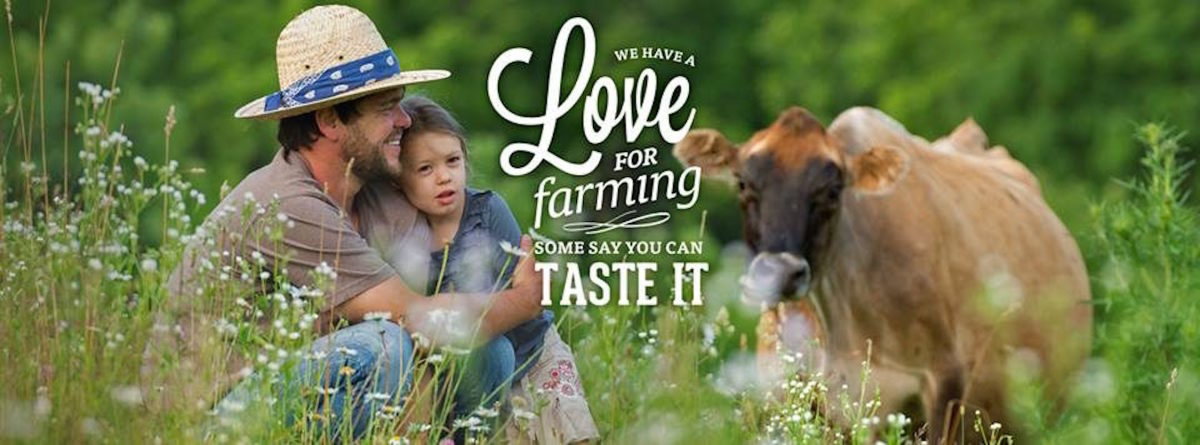 Organic Valley Launches 'Crazy' Ad Campaign