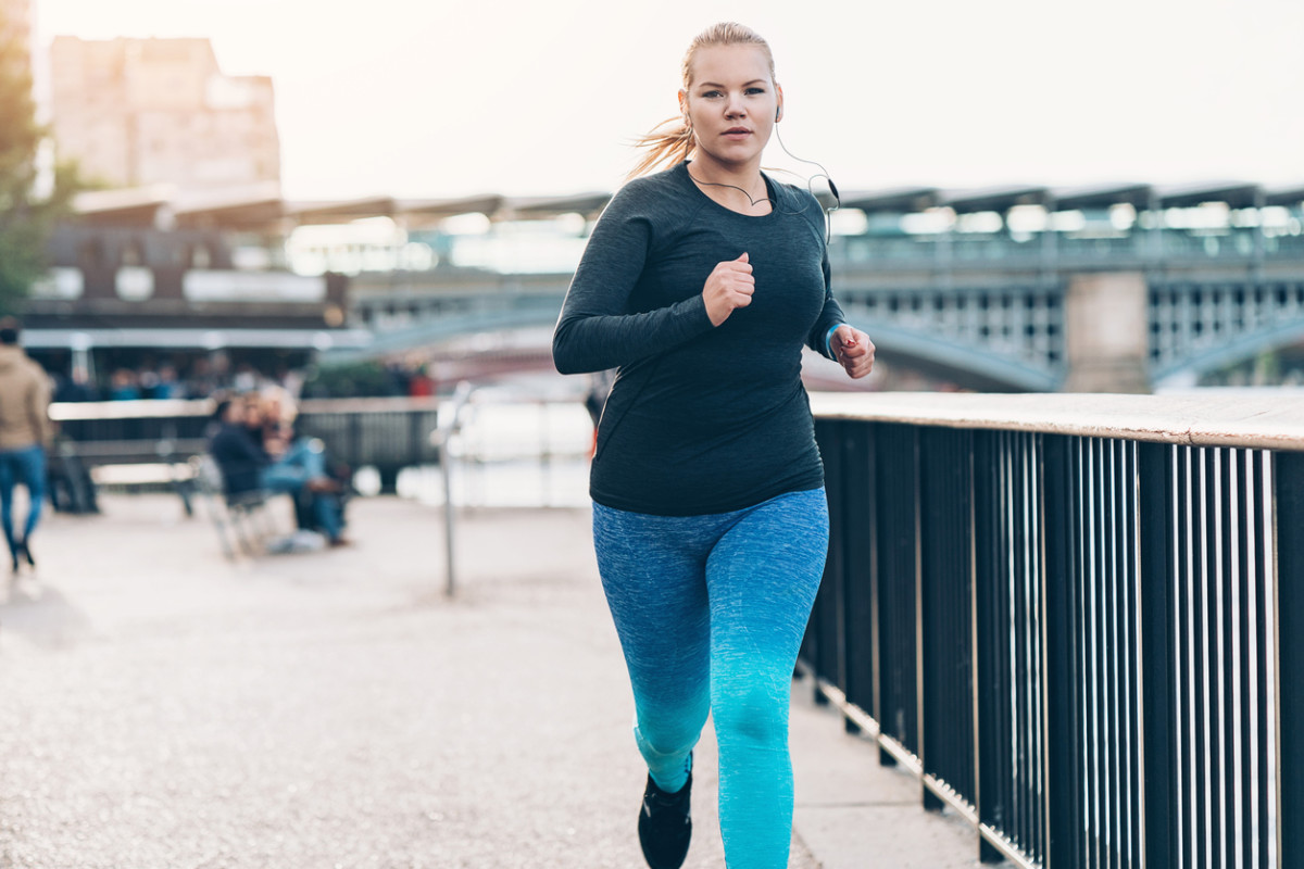 U.S. Exercise and Obesity Rates Both Rising Along With Stress Levels