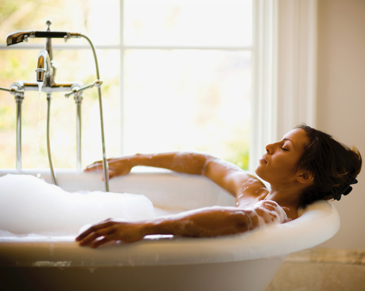 The Mustard Bath Benefits Your Sore Muscles Need