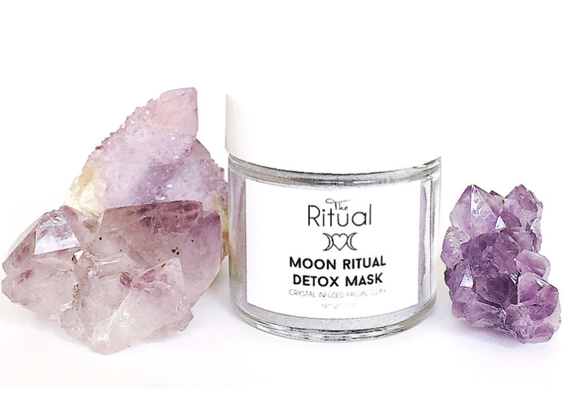 5 Healing Crystal-Infused Products for Spiritually Enlightened Skin