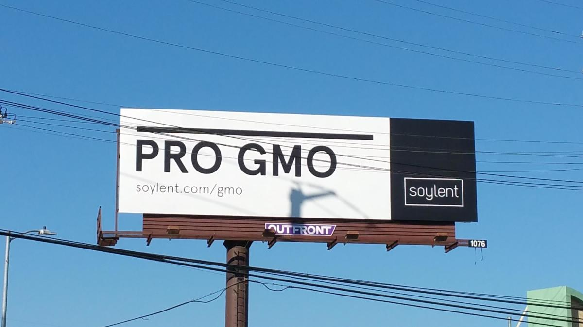 Soylent Says It's 'Pro GMO' When It Really Should Be Pro Food