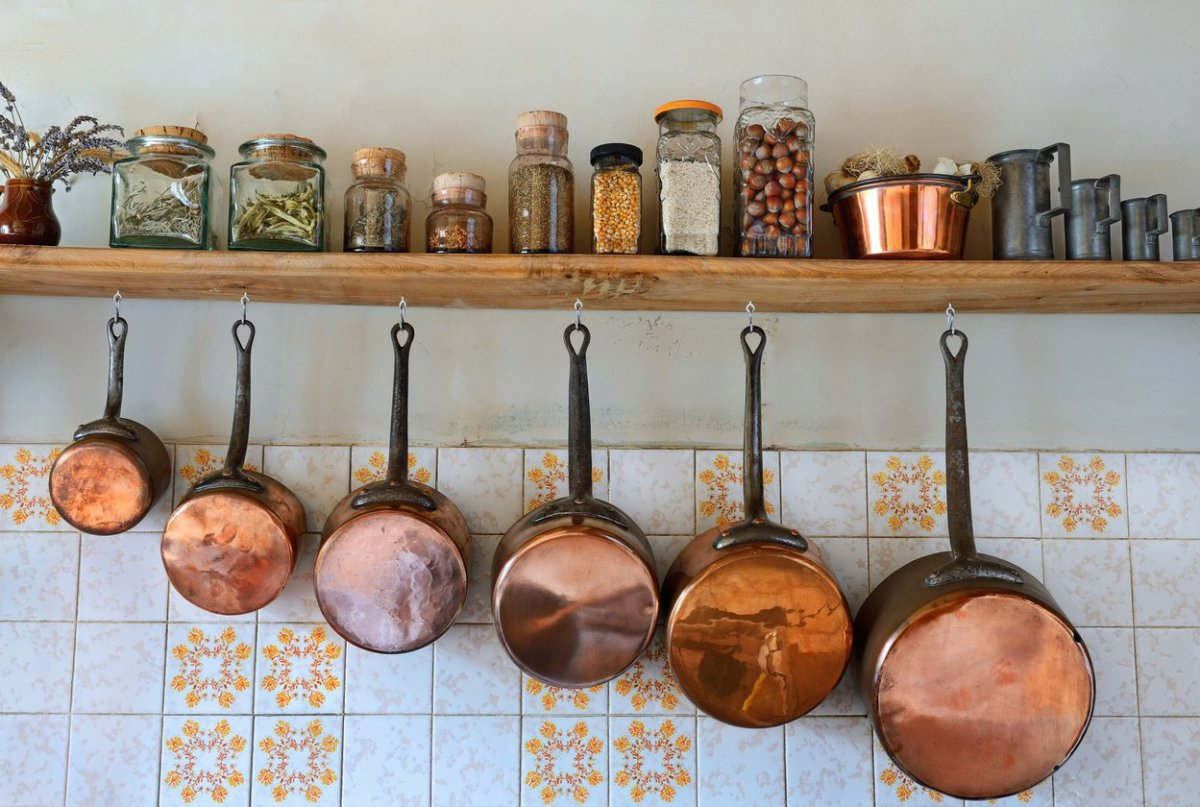 7 Copper Cookware Kitchen Essentials $100 and Under
