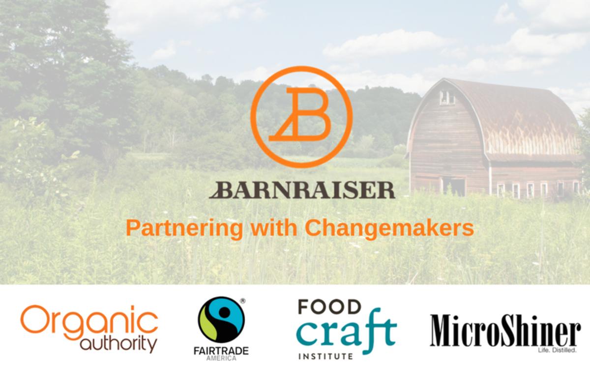 Organic Authority and Barnraiser