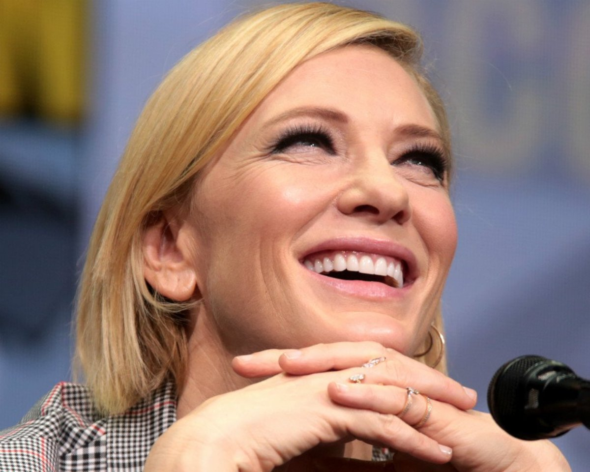Cate Blanchett Had What Kind of Facial?
