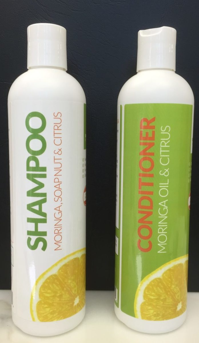Green Virgin Products Shampoo & Conditioner
