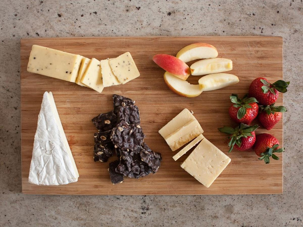 Healthy snacks, thins