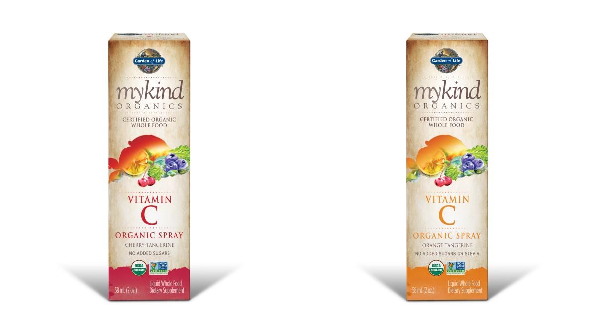 mykind vit C both flavors
