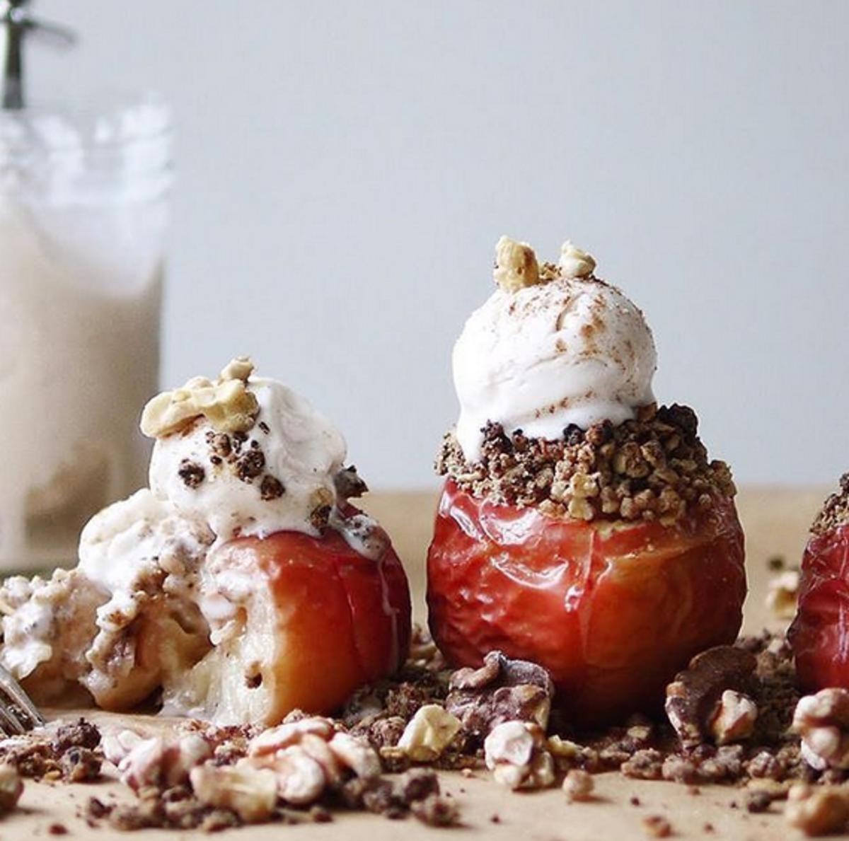 Healthy snacks, Coconut Bliss
