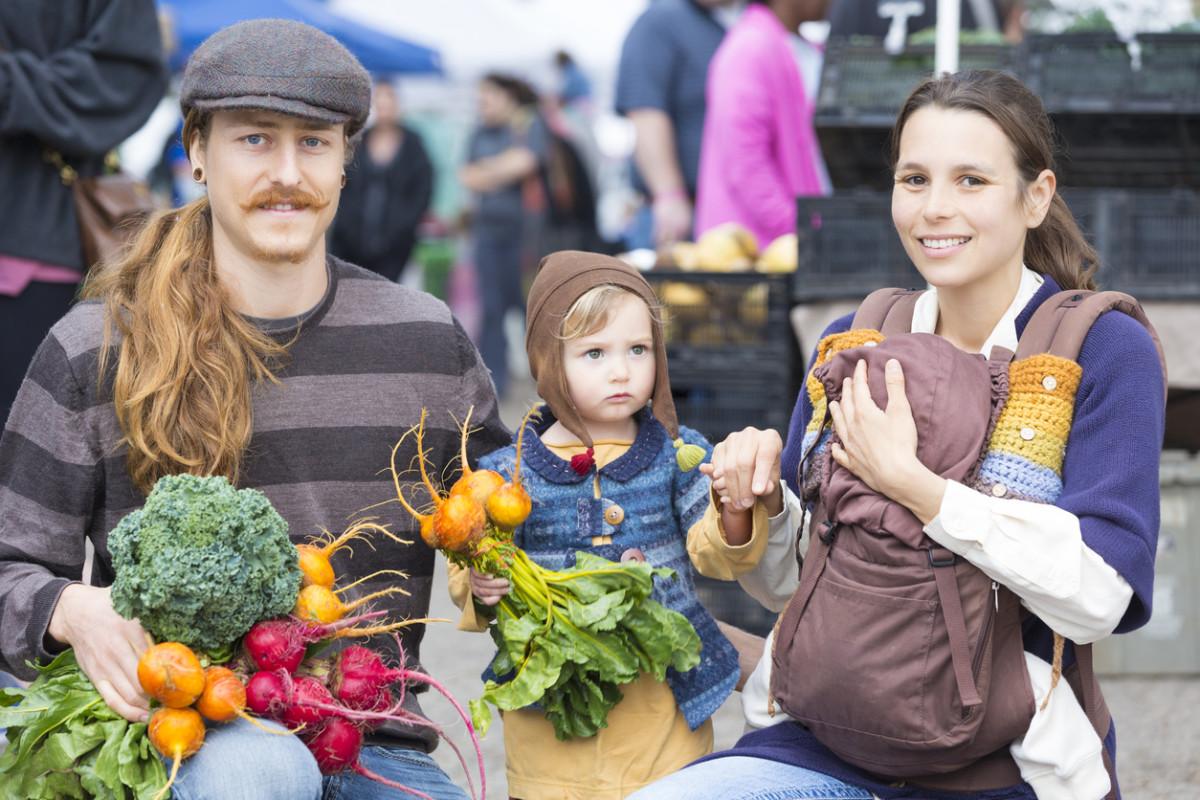 Sales of Fresh Vegetables Up 20%