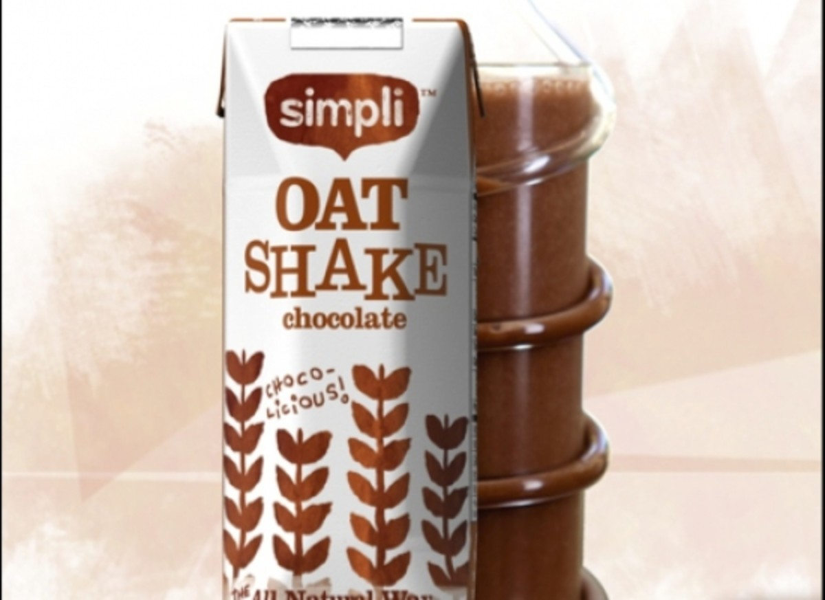 How to beat the 3pm blues? Oatshake