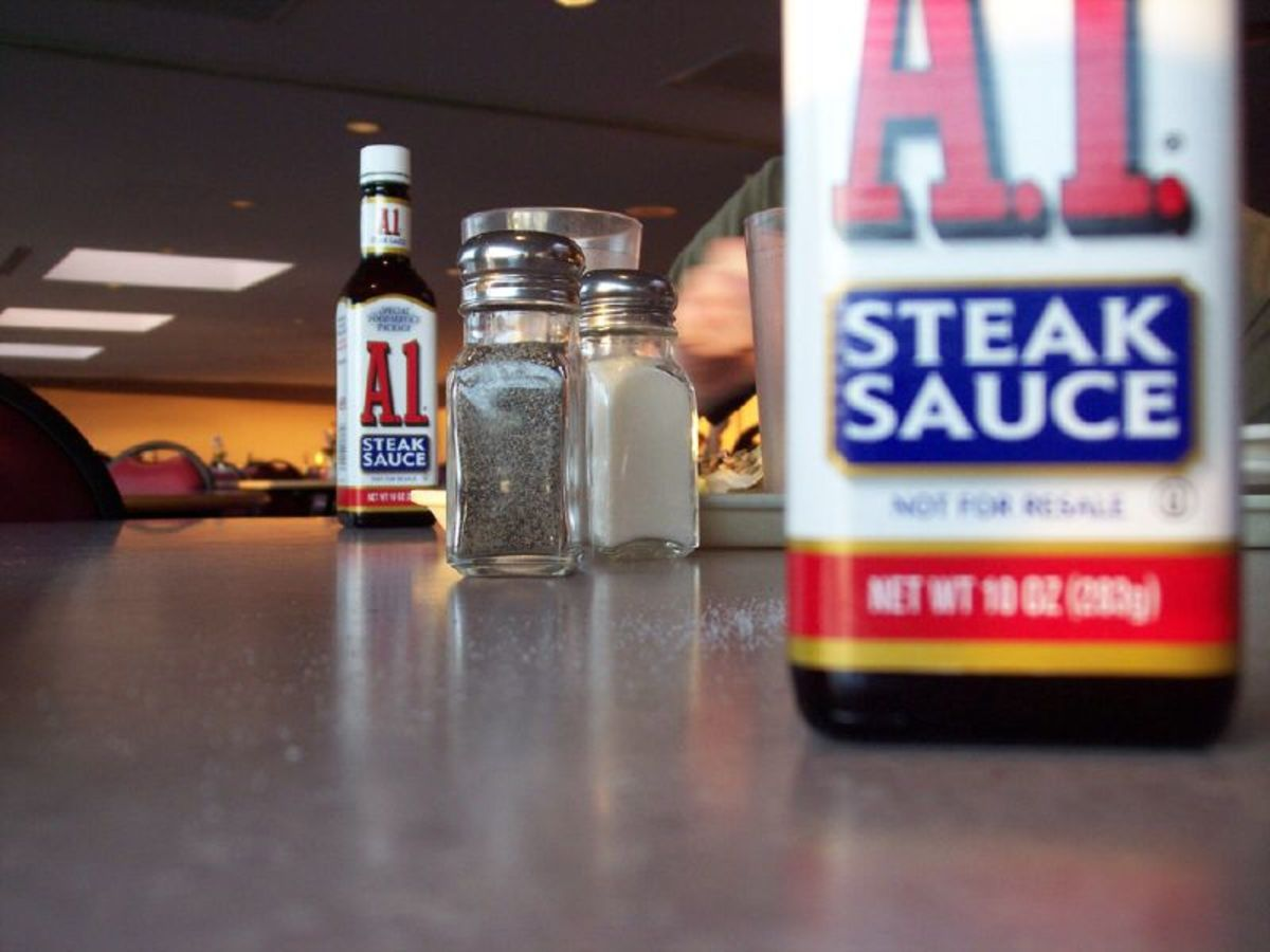 Big Food Brands Want You To Put Steak Sauce On Everything Organic Authority