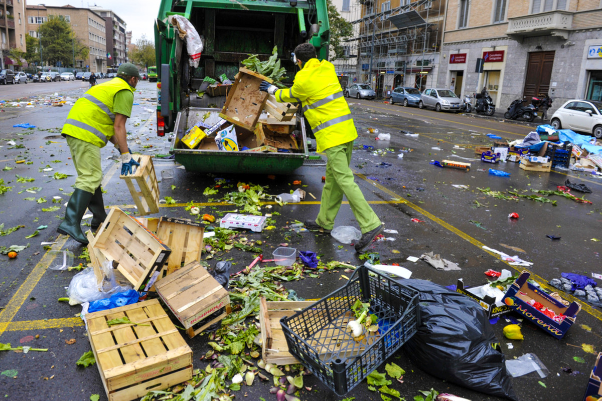 Food Waste Ban in Place in French Supermarkets, Inspires Similar Actions in EU