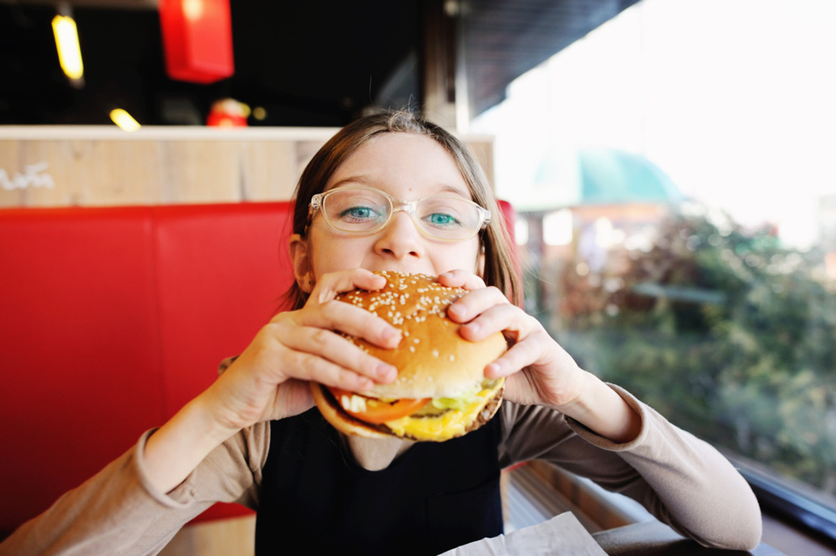 One-Third of Kids Consume Fast Food on a Given Day, Report ...