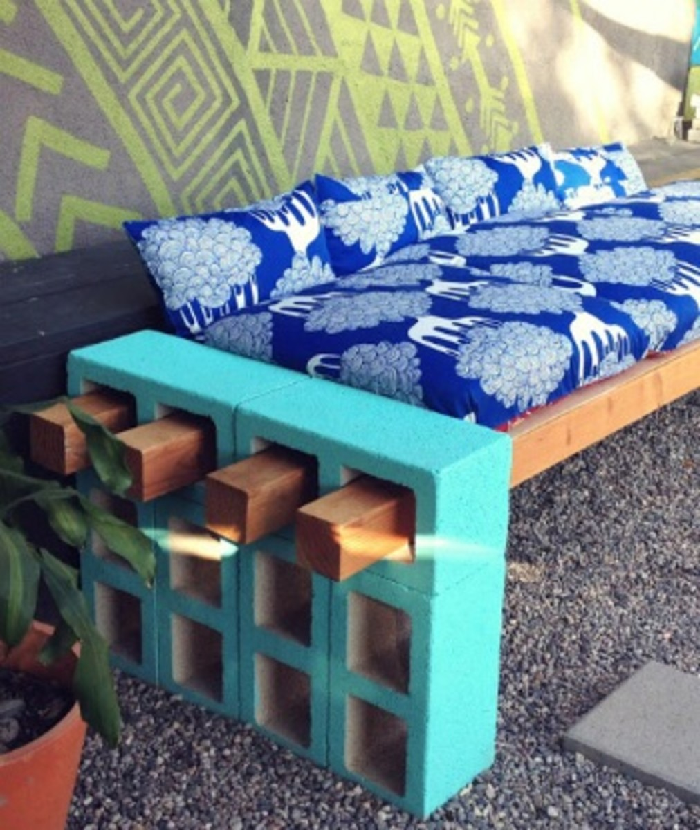 9 Easy DIY Ideas to Chic Things Up In Your Backyard
