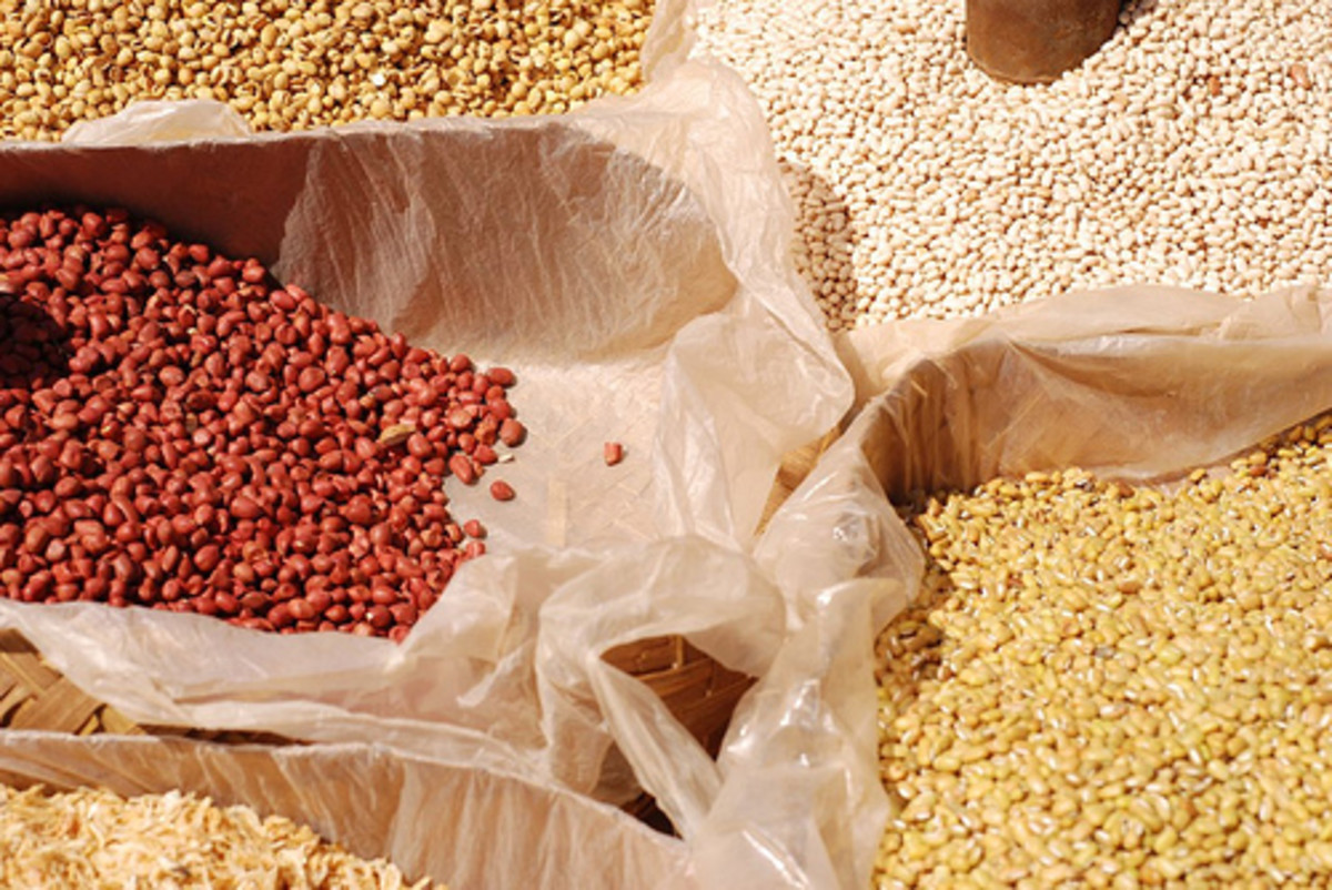 Beans are vegetables that are healthier when cooked