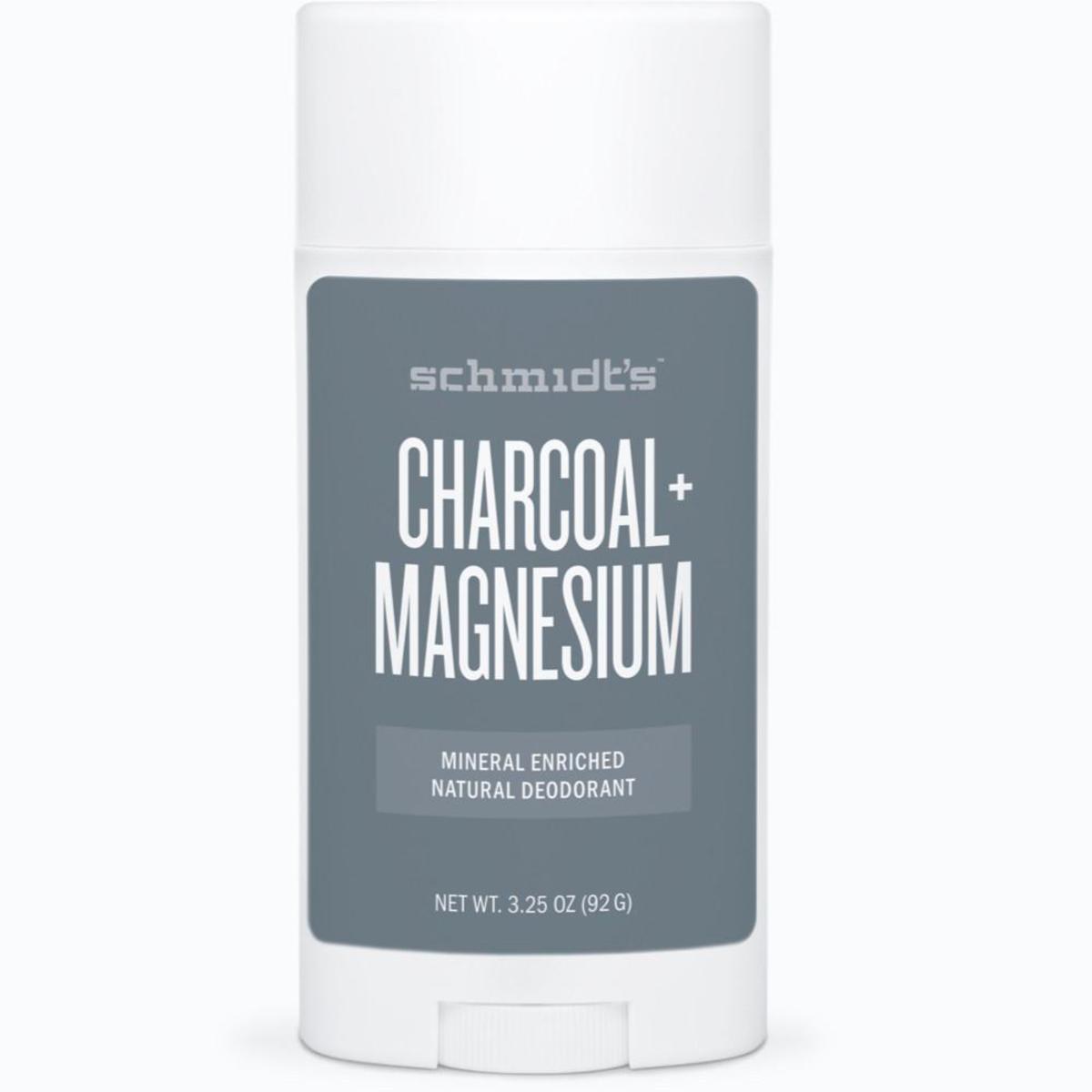 Schmidts Characoal Magnesium Deodorant