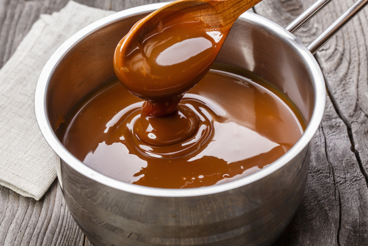 It Does Exist! Vegan and Refined Sugar-Free Salted Caramel Recipe