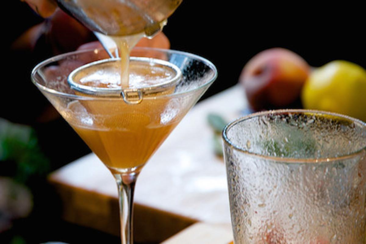 Summer solstice recipes, drinks
