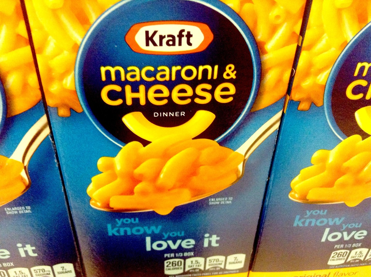 Kraft Foods to Remove Synthetic Dyes and Preservatives From Its Iconic Blue Box