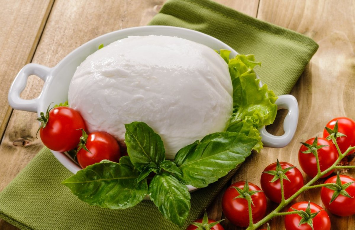 The Healthiest Cheese