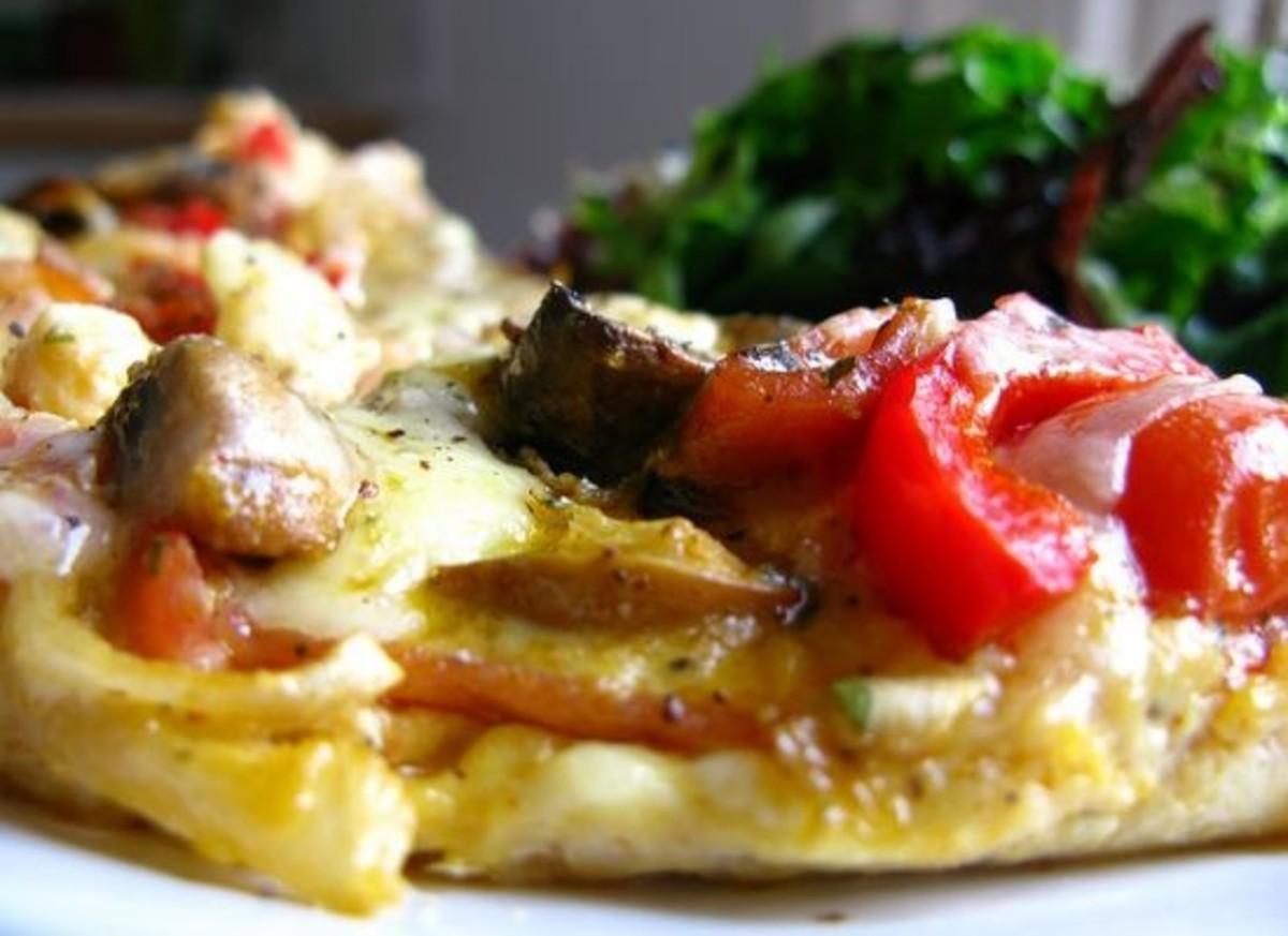Omelette Challenge