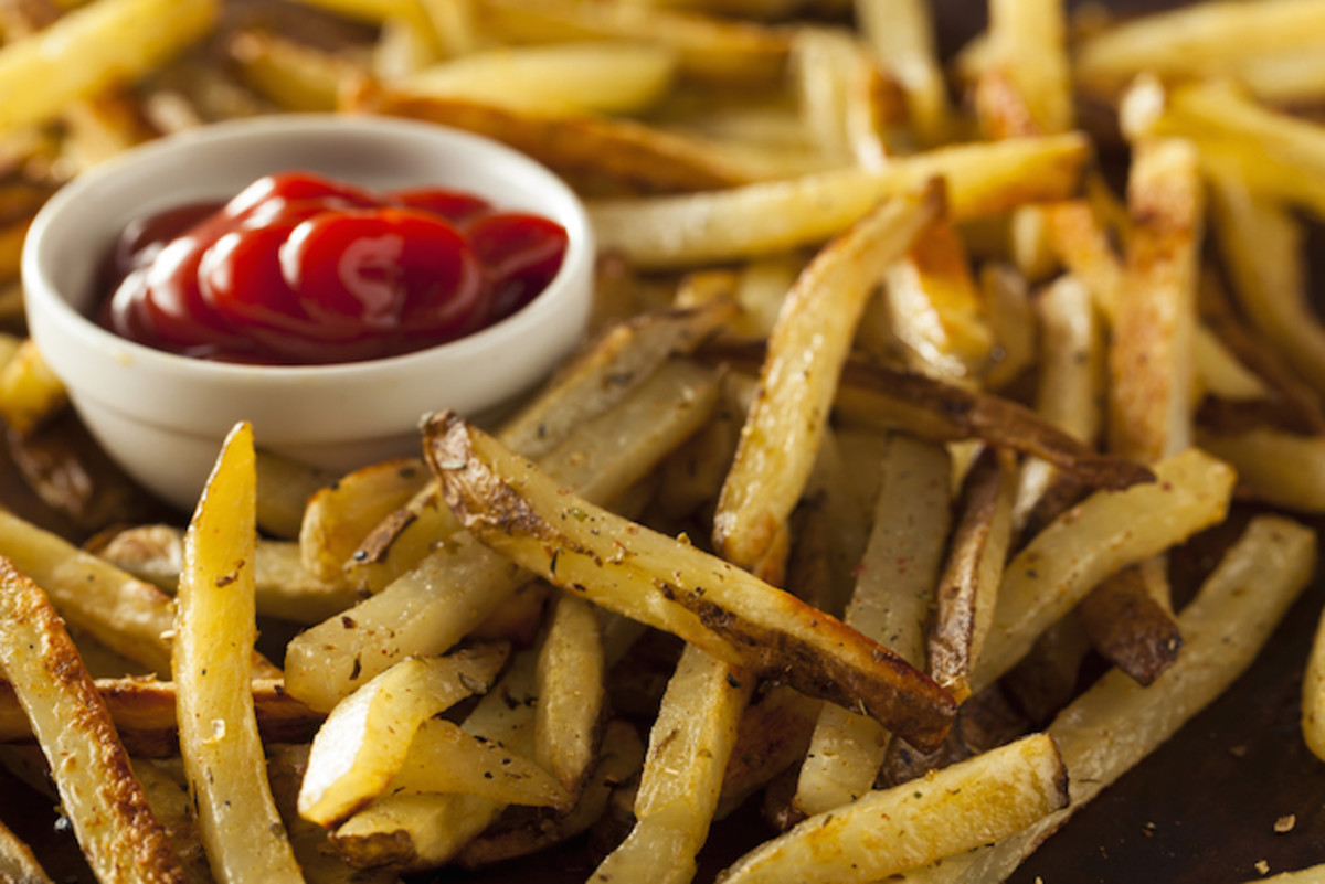 Spicy Oven Baked Turnip Fries Recipe Turn Up The Taste