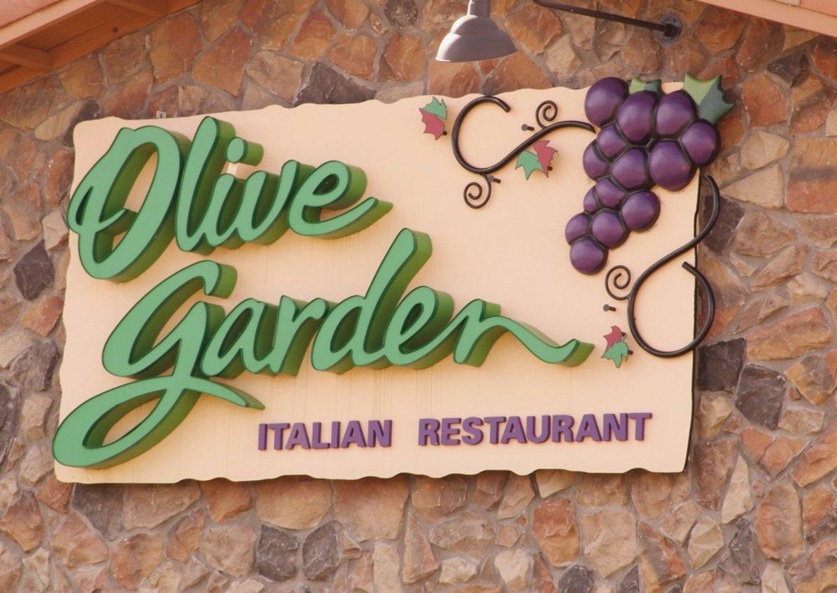 Olive Garden: Unlimited Breadsticks and Unlimited Antibiotics?