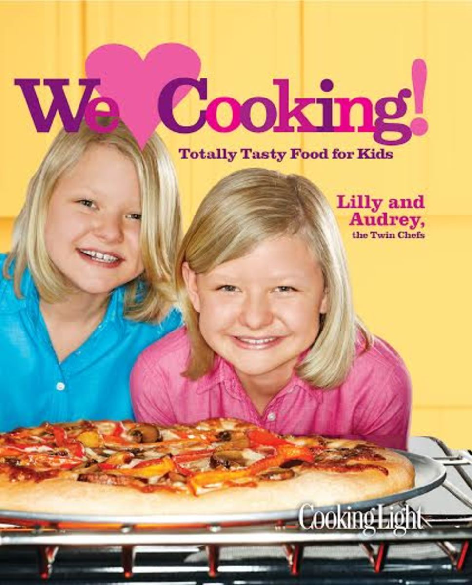 We Heart Cooking by The Twin Chefs